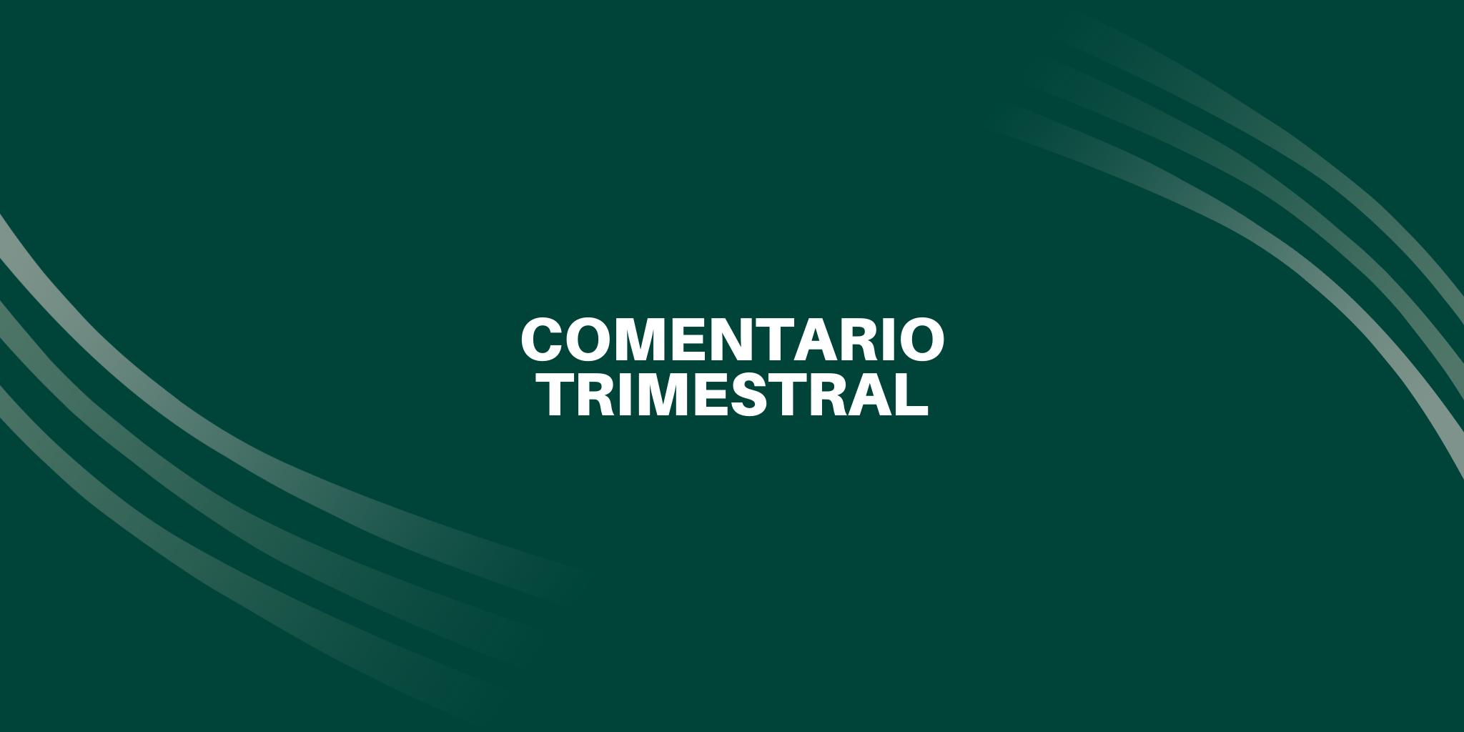 Comentario Trimestral Metagestión   Fondos de Inversión y planes de pensiones desde 1987